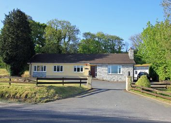 Thumbnail 3 bed detached bungalow for sale in Cwmffrwd, Carmarthen, Carmarthenshire