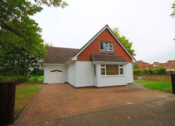Thumbnail 4 bedroom detached house to rent in Fleet Road, Aldershot