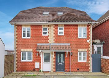 4 bed semi-detached house for sale in Salisbury Road, Parkstone, Poole, Dorset BH14
