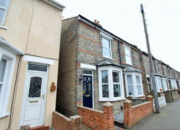 Thumbnail 3 bed semi-detached house for sale in Morant Road, New Town, Colchester, Essex