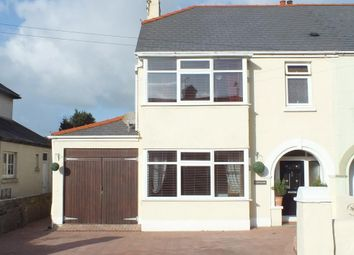 Thumbnail 3 bedroom semi-detached house for sale in Larchlands, Serpentine Road, Tenby, Pembrokeshire