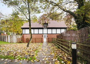 Thumbnail 3 bed detached house for sale in The Park, Mansfield