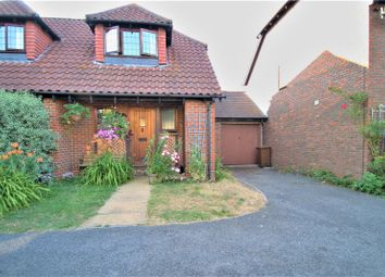 Thumbnail 1 bed semi-detached house for sale in Benedict Close, Halling, Rochester