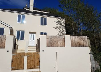Thumbnail 2 bed semi-detached house for sale in Old Exeter Road, Newton Abbot