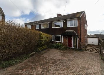 Tresham Court, Hanging Heaton, Dewsbury WF12. 3 bed semi-detached house for sale