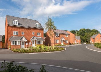 """Thumbnail 2 bedroom terraced house for sale in """"Tiverton"""" at Robell Way, Storrington, Pulborough"""
