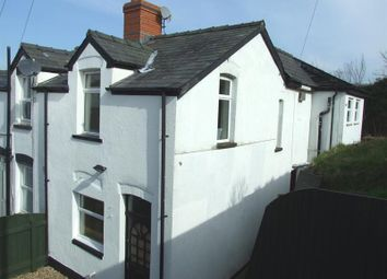 Thumbnail 2 bed end terrace house to rent in Builth Wells, Powys