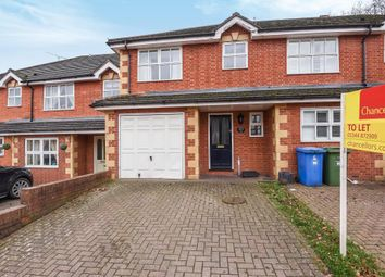 Thumbnail 3 bedroom end terrace house to rent in King Edwards Rise, North Ascot