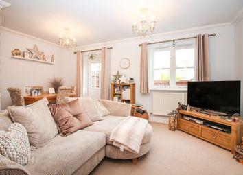 Thumbnail 3 bed semi-detached house for sale in Porterbush Road, Mulbarton, Norwich
