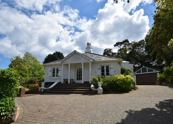 Thumbnail 3 bedroom detached bungalow for sale in Cotmaton Road, Sidmouth