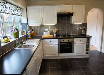 Thumbnail 4 bed detached house for sale in Hampton Court, Rugeley