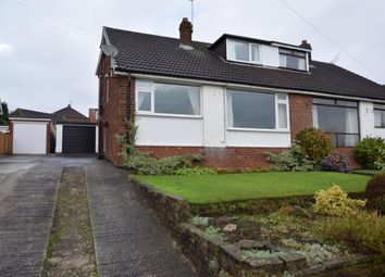 Thumbnail 3 bed bungalow for sale in Daleside Grove, Pudsey, Leeds, West Yorkshire