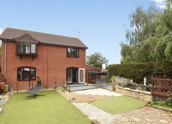 Thumbnail 4 bed detached house for sale in Harvey Drive, North Walsham