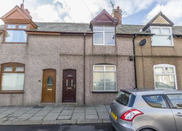 Thumbnail 3 bed terraced house for sale in Melampus Street, Walney, Barrow-In-Furness