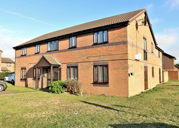 Thumbnail 1 bed flat for sale in Woodfall Drive, Crayford, Kent