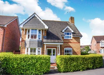 Thumbnail 3 bed detached house for sale in Brunstock Beck, Didcot