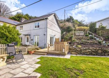 Thumbnail 2 bed semi-detached house for sale in Looe, Cornwall