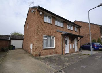 Thumbnail 3 bed semi-detached house for sale in Andrew Close, Ilford