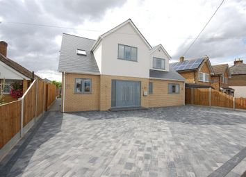 Thumbnail 4 bed property for sale in Swan Lane, Runwell, Wickford