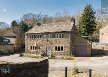 Thumbnail 3 bed detached house for sale in Crowtrees Cottage, Fore Side, Barrowford