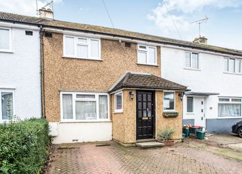 Thumbnail 3 bedroom terraced house for sale in Peters Avenue, London Colney, St. Albans