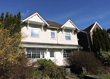 Thumbnail 3 bed detached house for sale in Brecon Road, Pontardawe, Swansea