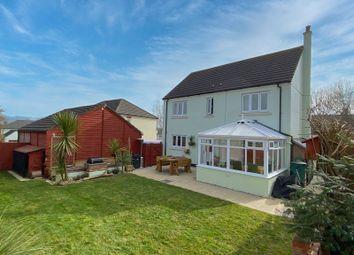 Thumbnail Detached house for sale in Hooper Close, Hatherleigh, Okehampton