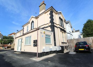 Thumbnail 1 bedroom flat to rent in Windsor Road, Torquay