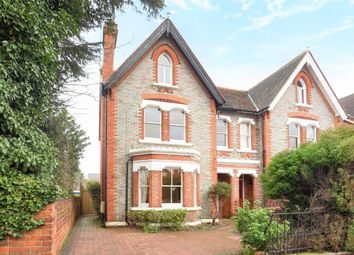 Thumbnail 5 bedroom semi-detached house for sale in Hamilton Road, Reading