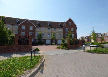Thumbnail 4 bed town house to rent in Jennett's Park, Bracknell