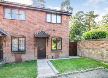 Myers Way, Frimley, Surrey GU16. 1 bed end terrace house