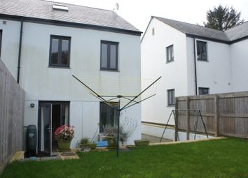 Thumbnail 2 bed semi-detached house to rent in Elgin Close, Mawnan Smith, Falmouth