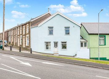 Thumbnail 2 bed terraced house to rent in Treharne Road, Caerau, Maesteg