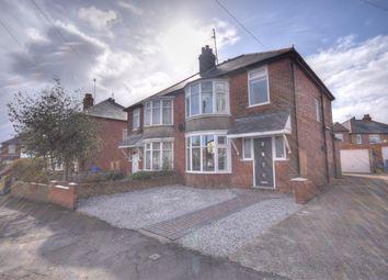 Thumbnail 3 bed semi-detached house for sale in St. Aidan Road, Bridlington