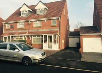 Thumbnail 6 bed semi-detached house for sale in Jackson Drive, Smethwick