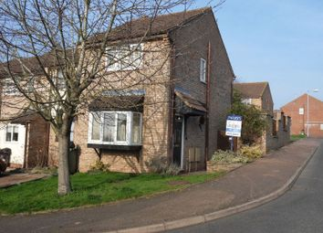 Thumbnail 2 bed end terrace house to rent in Bluebell Close, Ross-On-Wye