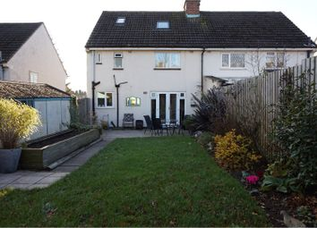 Thumbnail 4 bed semi-detached house for sale in Hollow Road, Anstey