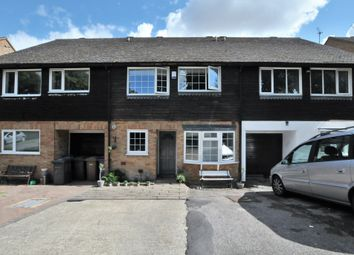 Thumbnail 4 bed terraced house for sale in Layston Park, Royston