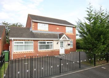 Thumbnail 4 bedroom detached house for sale in Cowell Grove, Highfield, Rowlands Gill