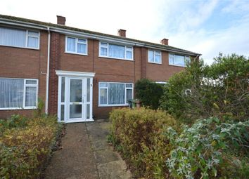 Thumbnail 3 bed terraced house to rent in Hatherleigh Road, Exeter, Devon