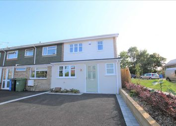 Thumbnail 3 bed end terrace house to rent in Galloway Road, Hamworthy, Poole