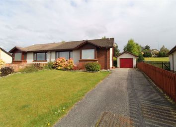 Thumbnail 3 bed semi-detached bungalow for sale in 68, Towerhill Road, Inverness