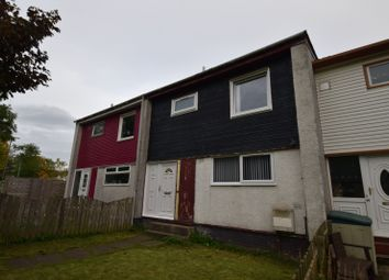 Thumbnail 3 bed terraced house for sale in 154 Eider Place, Greenhills, East Kilbride