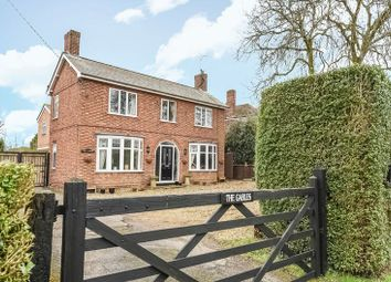 Thumbnail 4 bedroom detached house for sale in High Street, Bury, Ramsey, Huntingdon