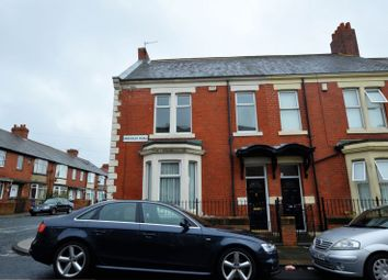 Thumbnail 3 bedroom end terrace house for sale in Fairholm Road, Benwell, Newcastle Upon Tyne