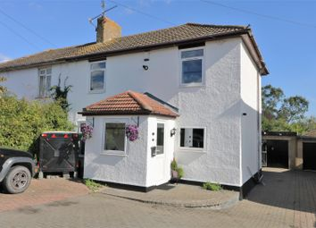 Thumbnail 4 bed semi-detached house for sale in Stoke Road, Allhallows