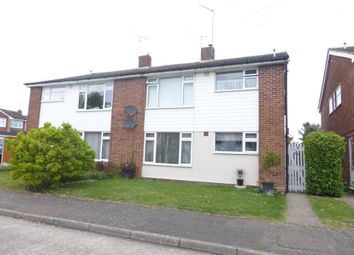 2 bed maisonette to rent in Kelvedon Close, Broomfield, Chelmsford CM1