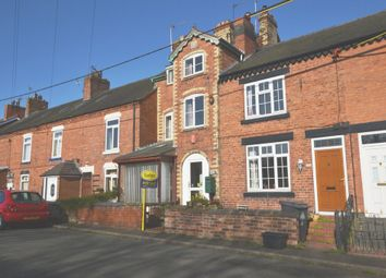 Thumbnail 4 bed terraced house for sale in Pipe Gate, Market Drayton