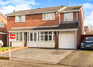 Thumbnail 3 bed semi-detached house for sale in North View Drive, Brierley Hill