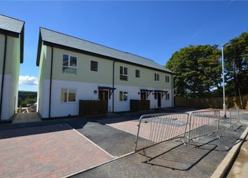 Thumbnail 3 bed end terrace house for sale in Woodgate, Off Western Avenue, Liskeard, Cornwall